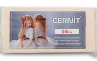 Моделин Cernit  DOLL collection 500гр. телесный полупрозрачный